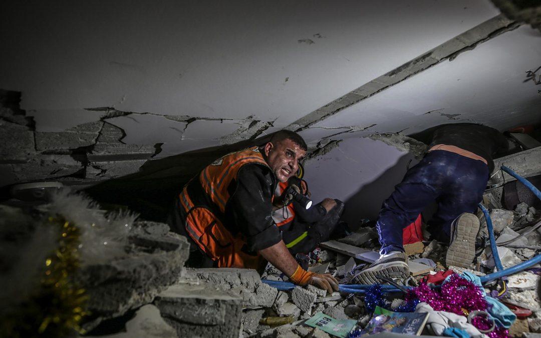 Estados Unidos pide ante la ONU cesar violencia en Oriente Medio