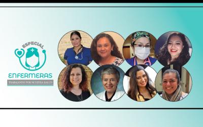 ESPECIAL: nuestras enfermeras