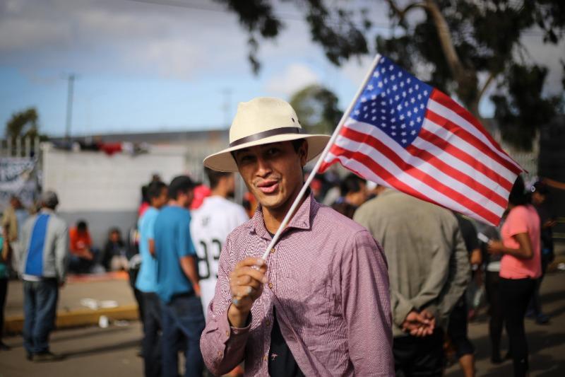 ESPECIAL | Solicitantes de asilo a la espera de nuevas acciones de Biden