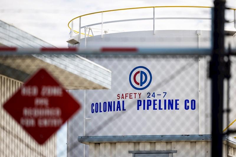 Colonial Pipeline Hackers Bitcoin
