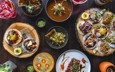 La cocina con leña es el concepto de un nuevo restaurante en Washington, DC