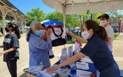 Virginia: Latinos realizaron feria de artesanos y emprendedores en Manassas