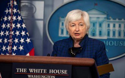 """Secretaria del Tesoro: """"Creo que alcanzaremos el pleno empleo el próximo año"""""""