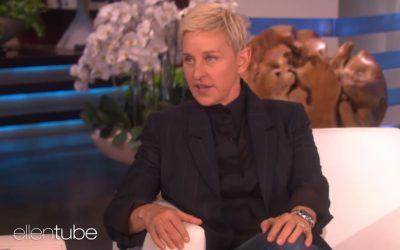 Ellen DeGeneres anuncia que su programa de entrevistas diurno terminará en 2022
