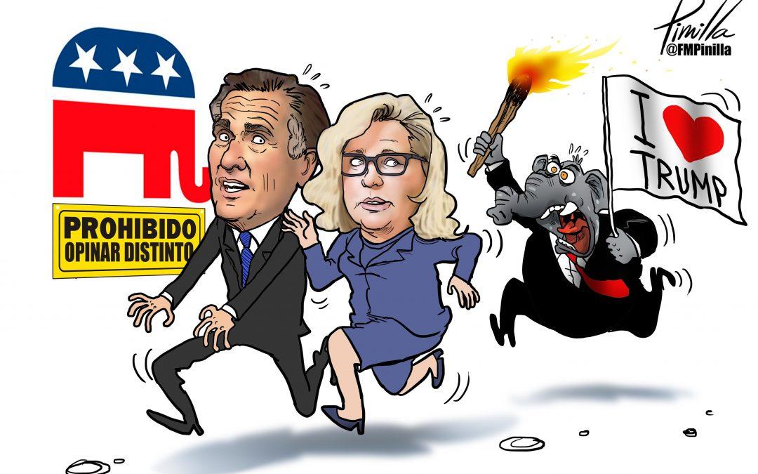 Caricatura | Radicales