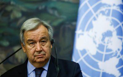 Secretario general de la ONU pide el cese de combates en Gaza e Israel