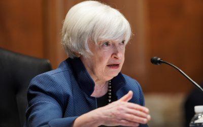 Secretaria del Tesoro advierte al Congreso que debe elevar el límite de deuda