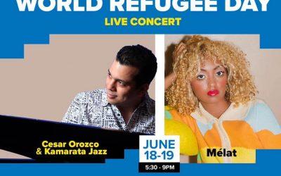 The REACH del Kennedy Center celebra a los refugiados con un festival gratuito