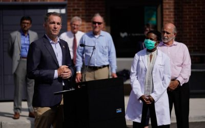 Virginia cumple con meta de vacunar a 70% de sus residentes con al menos una dosis