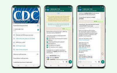 Virginia: WhatsApp y la Casa Blanca unen fuerzas para aumentar la vacunación en la comunidad latina