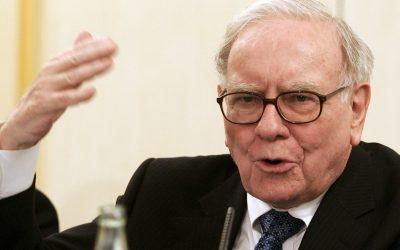 Warren Buffett renunció a la Fundación Gates y regaló otros $4,1 mil millones