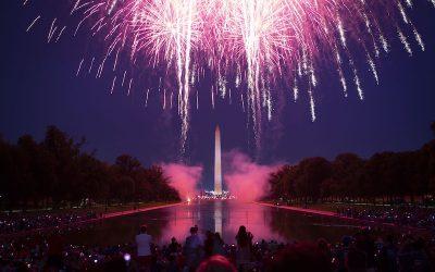 4 de julio en Washington DC: Este año habrá fuegos artificiales en vivo y un concierto especial virtual