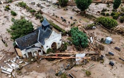 Número de muertos por inundaciones en Europa supera los 120