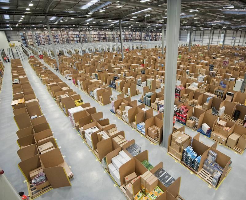 Defectos en el sistema de Amazon deja sin sueldo a trabajadores