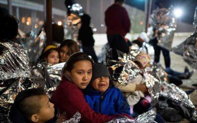 La administración Trump usó, sin reportarlo, un programa piloto para separar familias migrantes a lo largo de un extenso tramo de la frontera
