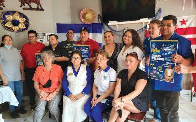 Salvadoreños de DC preparan celebración en la calle Mount Pleasant