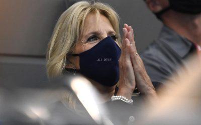 Jill Biden ingresó a un hospital tras un incidente en playa de Hawái