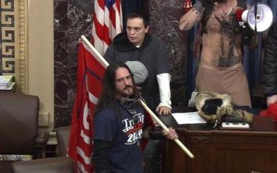 Emiten primera sentencia de prisión para un asaltante del Capitolio
