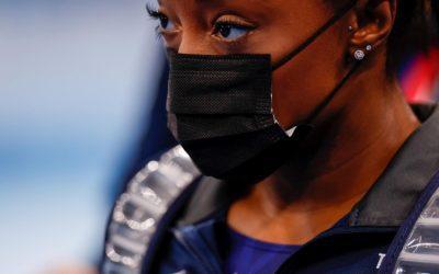 Tokio 2020: Simone Biles se retira de la gimnasia por equipos