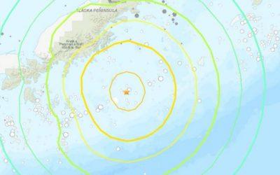 Cancelada alerta de tsunami tras terremoto en Alaska que se convierte en el segundo más fuerte en la historia
