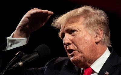 """Trump responde a republicano que lo llamó """"un cáncer"""""""