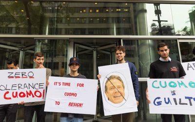Ex asistente del gobernador Andrew Cuomo: Lo que me hizo fue un crimen