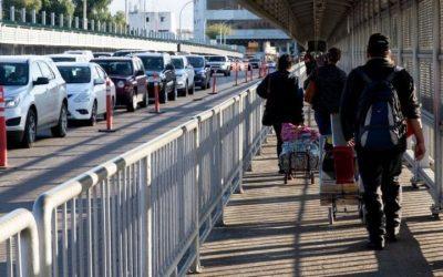 Por qué ahora menos mexicanos están regresando a su país desde EE.UU.