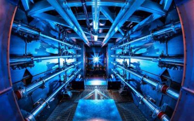 El laboratorio que está en el umbral de lograr un hito en fusión nuclear