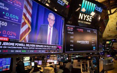 Powell da señales enfáticas de que la Fed podría reducir su estímulo este año
