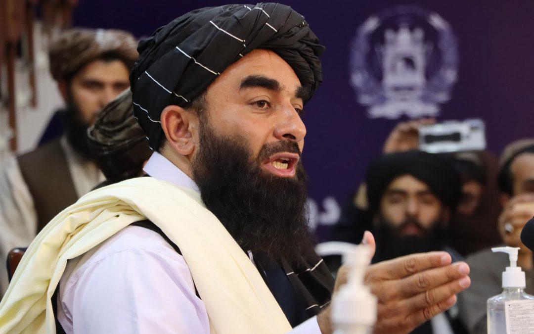 EEUU sostendrá encuentro con talibanes para una fase de evacuación en Afganistán