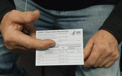 ¿Qué hacer si perdiste tu certificado de vacunación?