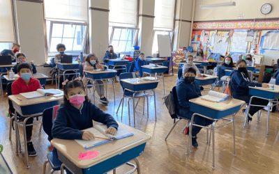 Bowser y el Consejo de DC buscan acuerdo sobre quiénes califican para el aprendizaje virtual