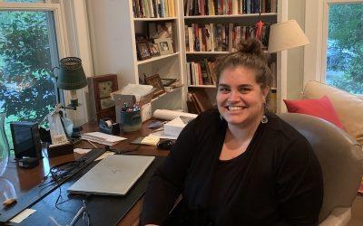 Una líder en tiempos de crisis: Laura Gutiérrez trabaja por las comunidades de Annapolis