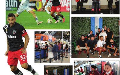NOCHE LATINA: Una celebración de la cultura hispana y de fútbol