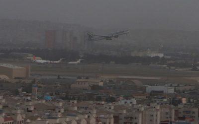 Cerca de 200 occidentales salieron de Kabul este jueves