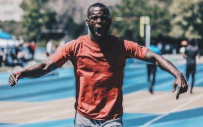 """¿Por qué dicen que este atleta es """"muy alto"""" para correr en los Olímpicos?"""