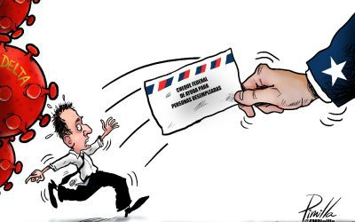 Caricatura | Ayuda por desempleo