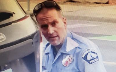 Derek Chauvin se declara inocente de cargo por uso de fuerza excesiva en contra de niño afroamericano