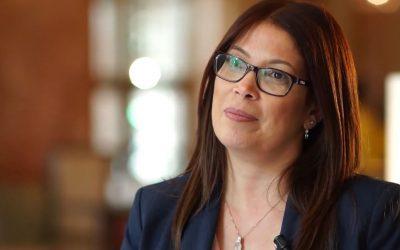 La doctora Denise Nuñez, una de las mujeres más poderosas de Nueva York
