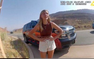 """Nuevo video podría brindar pistas sobre la desaparición de """"Gabby"""" Petito"""