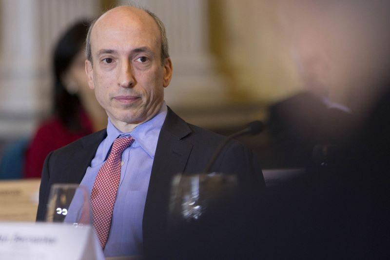 Las plataformas de criptomonedas deben ser reguladas para sobrevivir según el presidente de la SEC