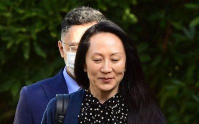 Huawei: Estados Unidos acuerda liberar a Meng Wanzhou, directora financiera de la tecnológica china cuya detención en Canadá desató una crisis diplomática
