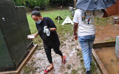 Inundaciones en Rockville, Maryland dejan una persona muerta