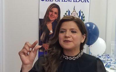 Karla García quiere apoyar a su comunidad salvadoreña con su profesión