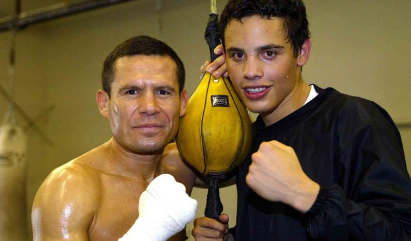 Padres e hijos latinos que triunfaron en el deporte estadounidense