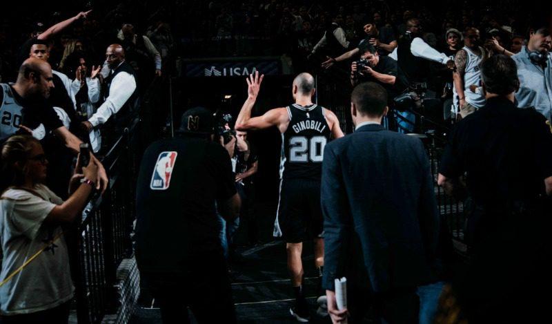 Ginóbili y Gasol: Los grandes hispanos ausentes del Top 75 de la NBA
