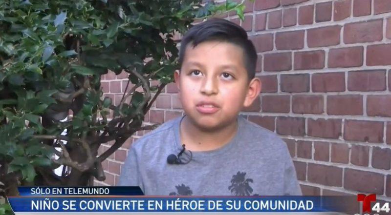 ¿Por qué un niño hispano se convirtió en héroe de su comunidad en Prince George?