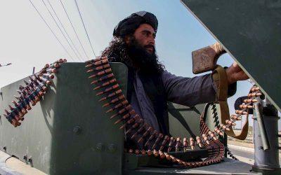 EEUU podría trabajar con el Talibán contra los terroristas, dice el Pentágono.
