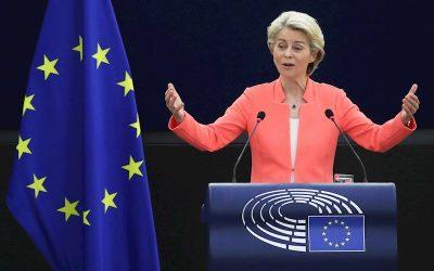 UE propone nuevo programa de infraestructura que compita con China