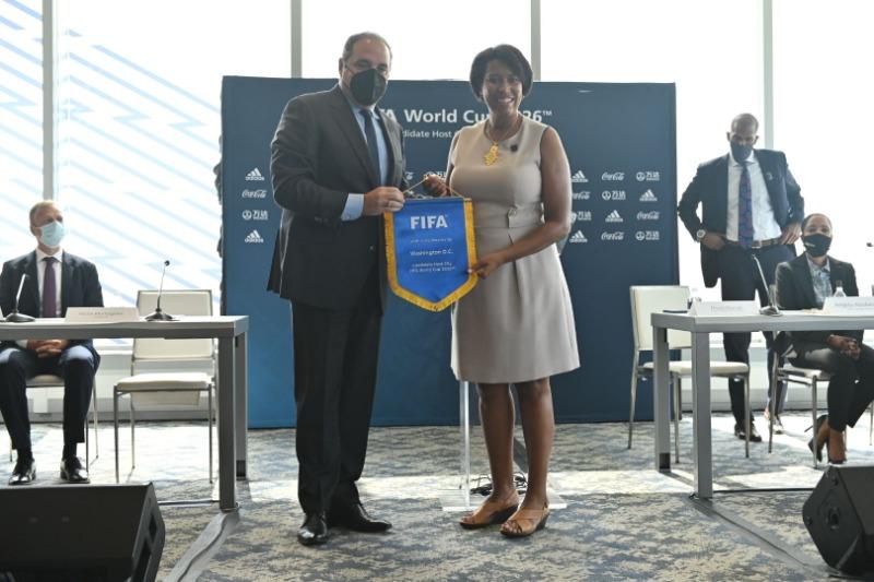DC se une a la carrera por servir como sede para el Mundial 2026